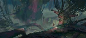 Alarc Forest