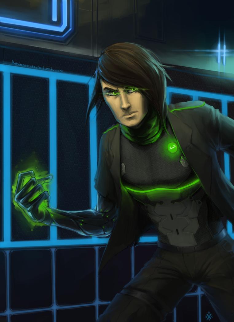 First assassin_Agent18 by Kasimova