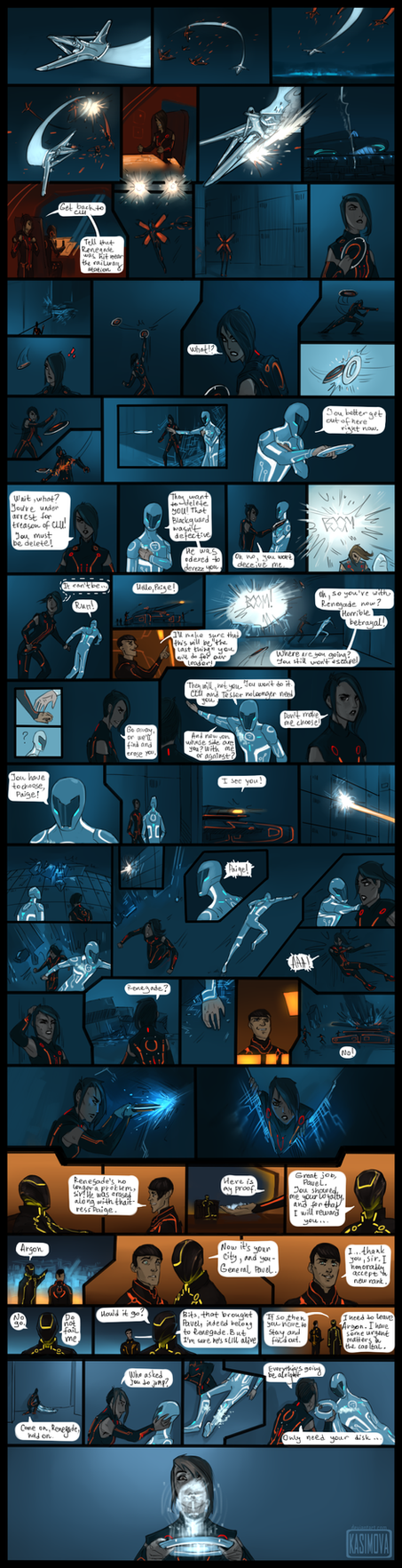Tron: Uprising II Season_page#18 by Kasimova