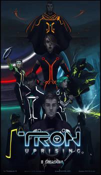 Tron: Uprising Second Season cover