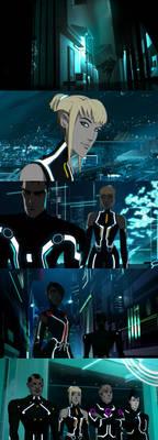 Tron: Uprising II Season screenshots