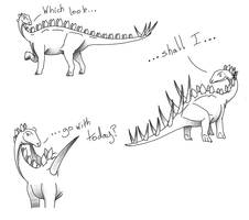 1st World Miragaia Problems by DrawingDinosaurs