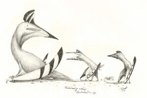 Rude Awakening by DrawingDinosaurs