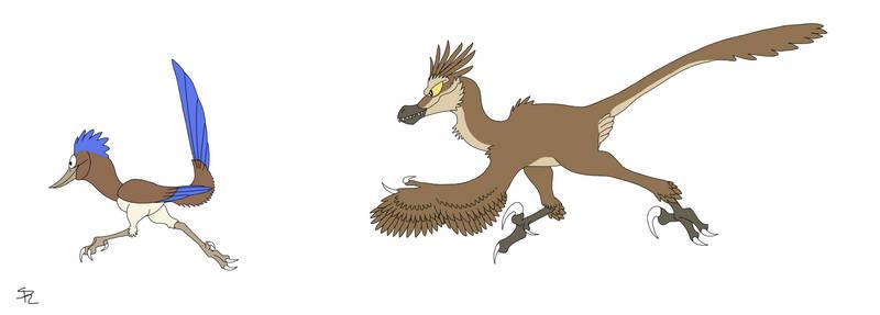 Prehistoric Looney Tunes