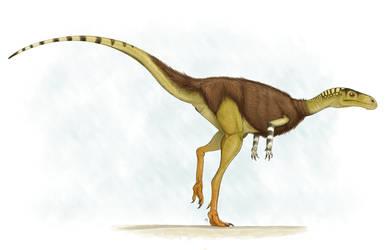 Inosaurus the 'inosaur by DrawingDinosaurs