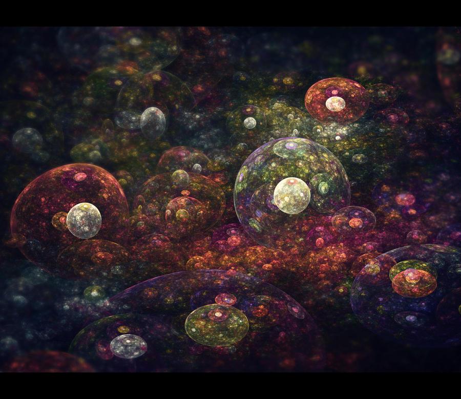 bubble kingdom by sensey-alexey