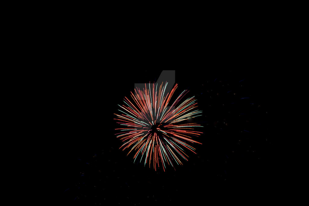 New Year's Eve Fireworks by UnionRags123
