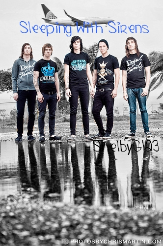 Sleeping with sirens by shelbyg123 on deviantart for Sleeping with sirens coloring pages