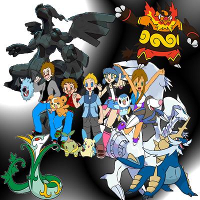 Unova RPG Poster by Slait