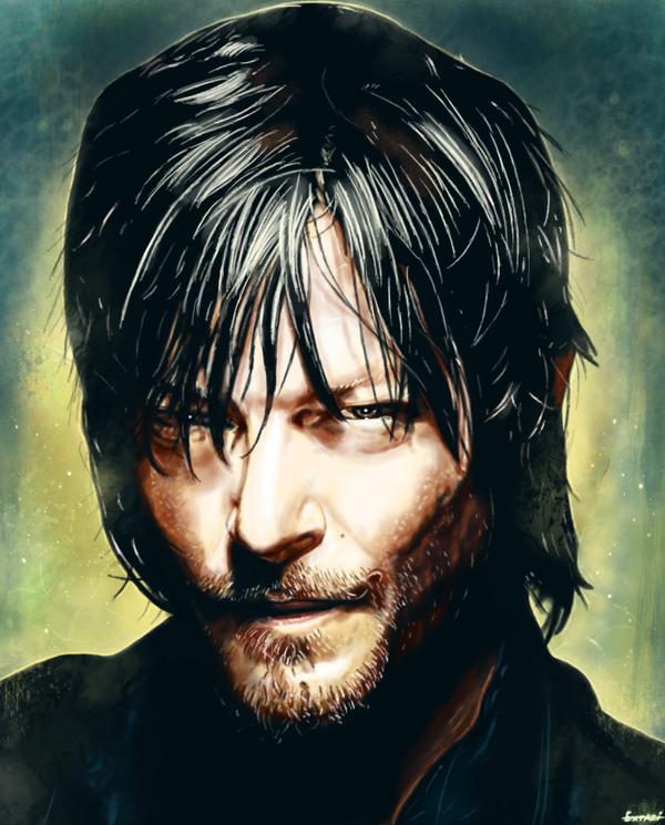 Daryl Dixon The walking dead - daryl dixon