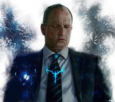 True Detective - Martin Hart by p1xer
