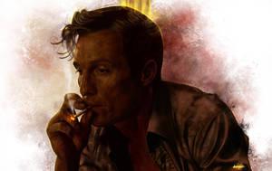 True Detective : Rust Cohle
