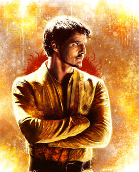 Game of Thrones : Oberyn Martell