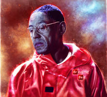 Breaking Bad - Gus Fring by p1xer