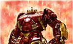 Avengers: Age of Ultron  - Hulkbuster