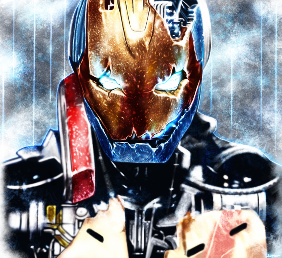 Avengers Age Of Ultron By Iloegbunam On Deviantart: Ultron By P1xer On DeviantArt