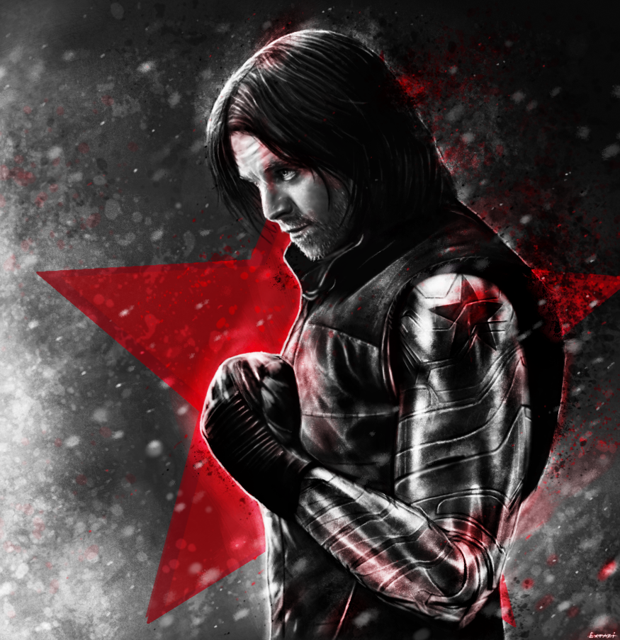 Best Wallpaper Marvel Winter Soldier - captain_america__civil_war___winter_soldier_by_p1xer-da0xr0y  2018_504279.png
