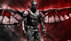 Captain America : Civil War - Falcon