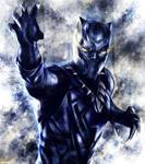 Captain America : Civil War - Black Panther