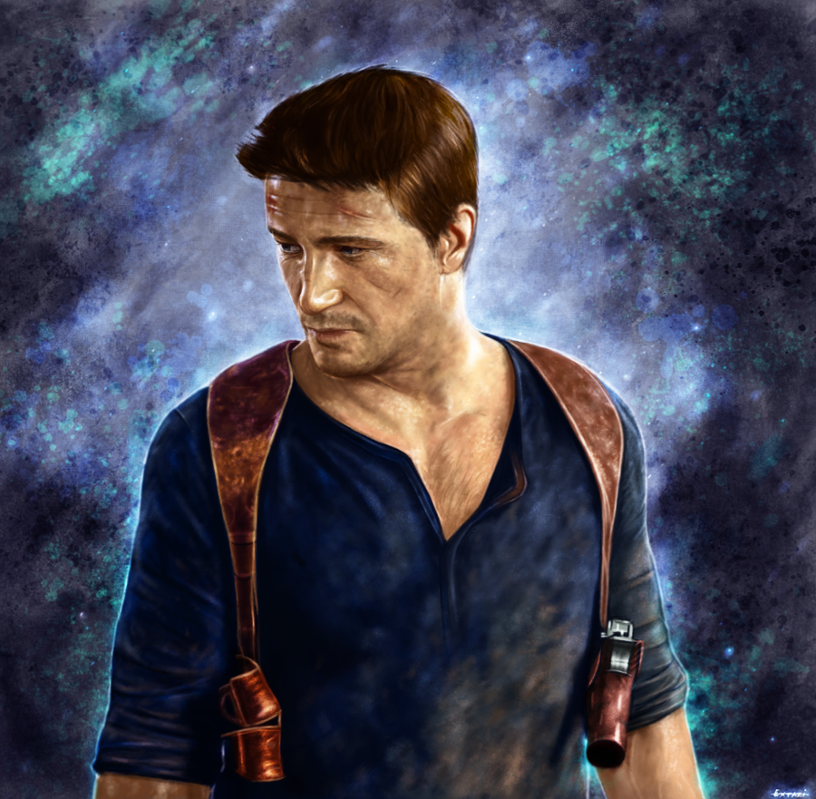 Uncharted Wallpaper: Nathan Drake By P1xer On DeviantArt