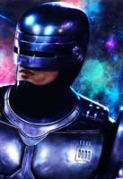 Robocop by p1xer