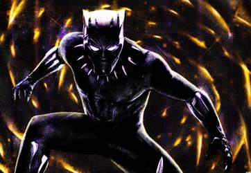 Avengers: Infinity War - Black Panther