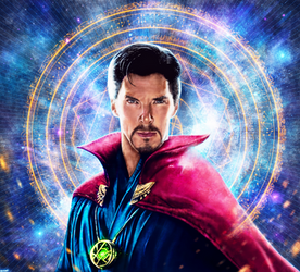 Doctor Strange by p1xer