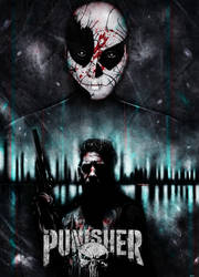 The Punisher season 2 poster by p1xer