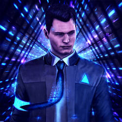 Detroit : Become Human - Connor