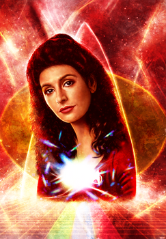 Star Trek: The Next Generation - Deanna Troi