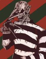 Freddy Krueger Poster by DiegoE05