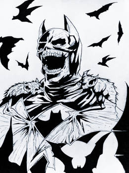 Batman Skullface