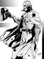 Lord Vader Rises by DiegoE05
