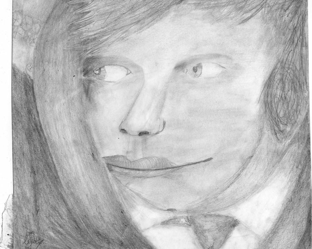 Really Bad Ed Sheeran Drawing By TimidNo3 On DeviantArt