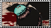 Dead Momo stamp by ShadowKloud by Momo-Haters-Unite