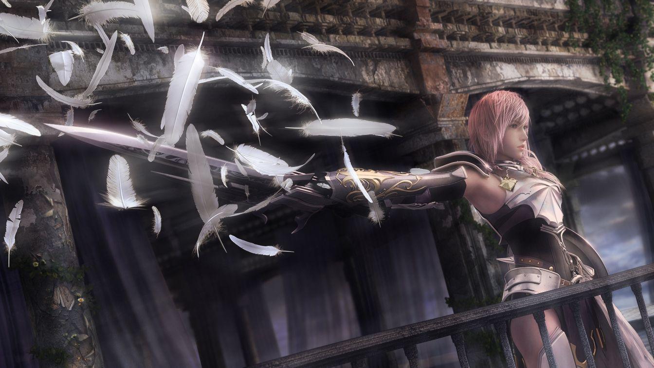 XIII-2 - Lightning by RikkaLevi21