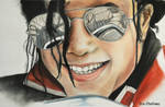 Michael Jackson by IrenPortrait