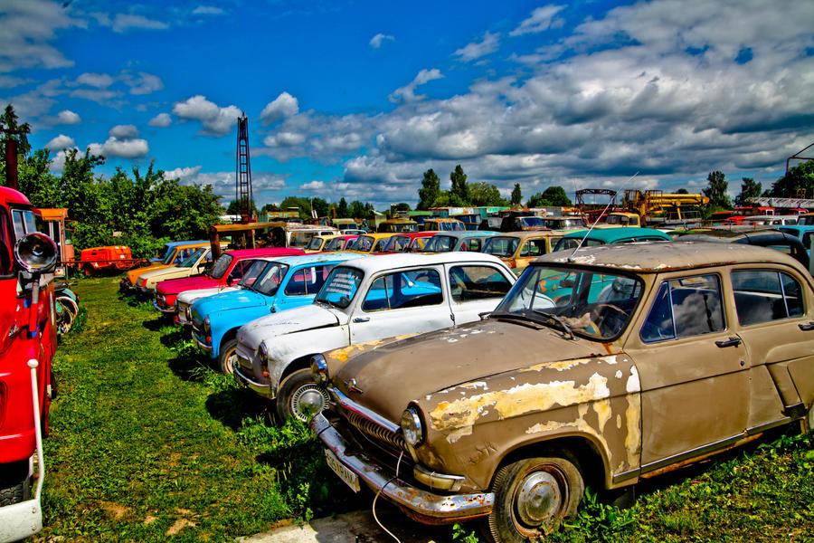 Život u Rusiji nekada davno Old_russian_cars_by_data_d2