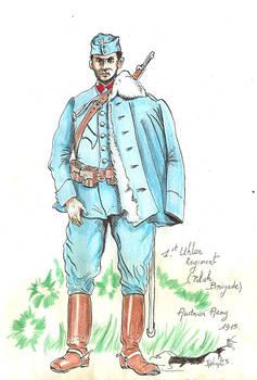 Ulhan - Polish Legion of Austrian Army 1915 - 2