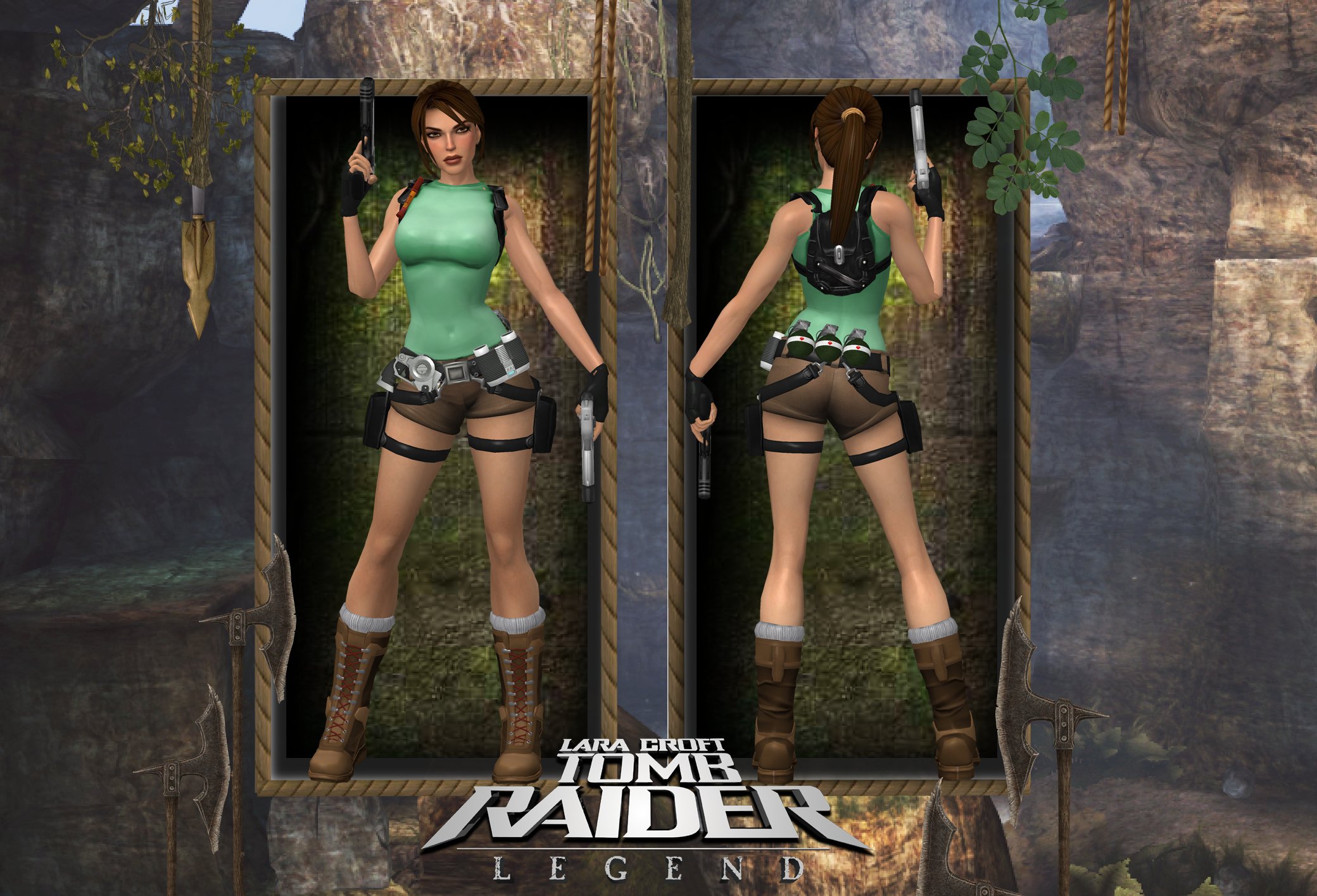 Tomb raider legend mods adult pic