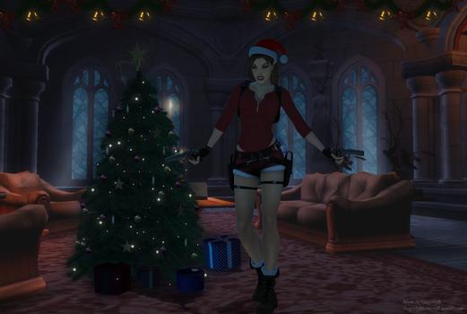 Lara Croft - TRU 45  XXXXXmas