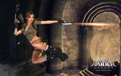 Lara Croft - TRL 148