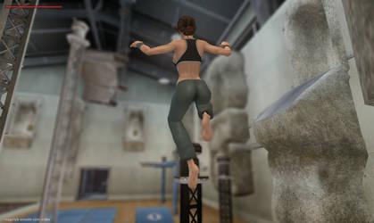 Lara Croft - TR1 05