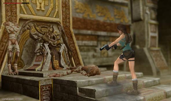 Lara Croft - TR1 06