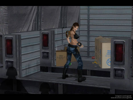 Lara Croft - TR3 18