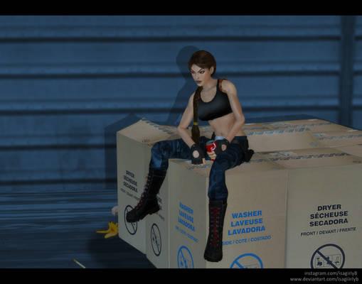Lara Croft - TR3 19