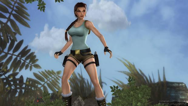 Lara Croft - TR2 15