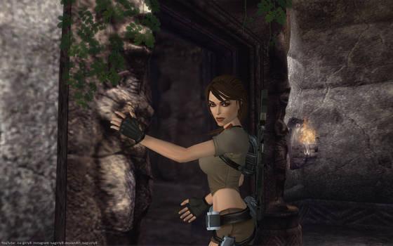 Lara Croft - TRL 157