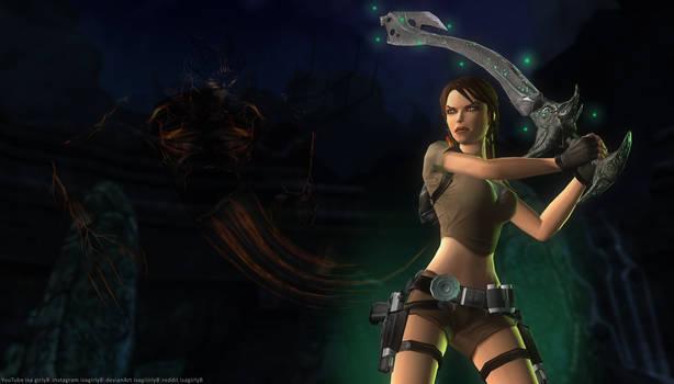 Lara Croft - TRL 158
