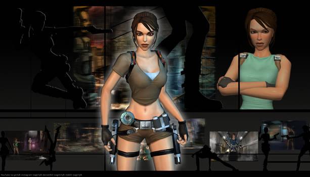 Lara Croft - TRL 160
